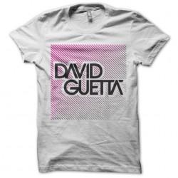 Tee shirt David Guetta Dj...