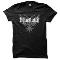 Behemoth black sublimation...