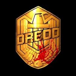Dredd1 movie t-shirt in black sublimation