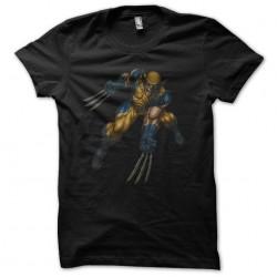 Wolverine attack black...