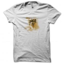 David statue white sublimation t-shirt