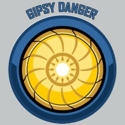 Gipsy Danger power booster...