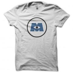 T-shirt Monster Inc white...