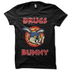 T-shirt drugs parody Bugs...