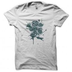 Maya t-shirt white statuette sublimation