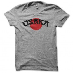 Osaka gray sublimation t-shirt
