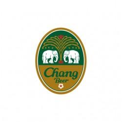 Beer t-shirt Chang white...