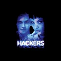 Hackers black sublimation t-shirt