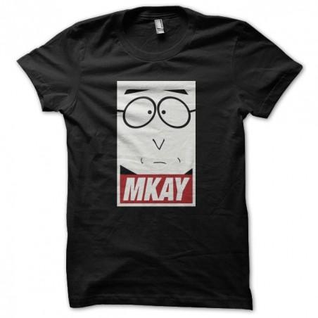Tee shirt South Park parodie Mkay  sublimation