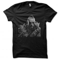 Mandarin portrait t-shirt...