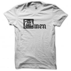 Amen sublimation white T-shirt