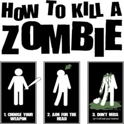 Tee Shirt how to kill white...