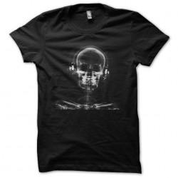 Tee shirt Dj crâne casque...
