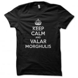 Tee shirt Keep Calm parodie...