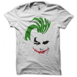 T-shirt joker punk white sublimation