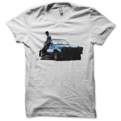Tee shirt paul walker  fast...