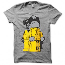 tee shirt Breaking bad lego...
