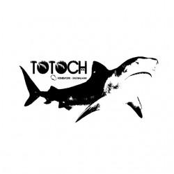 TOTOCH T-shirt SharkRK974...