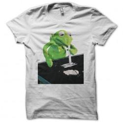 Tee shirt Kermit tape des...