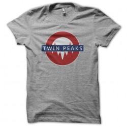Twin Peaks subway gray...