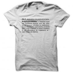 Tee shirt POT...