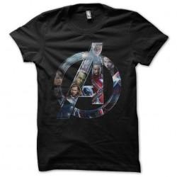 Avenger t-shirt for fans...