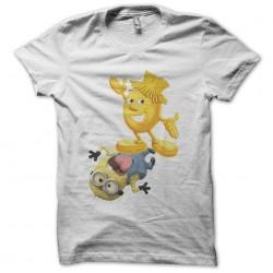 Vico T-shirt wins Minion...