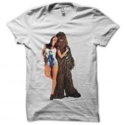 Tee shirt Wookie sexy...