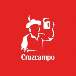 Cruzcampo red sublimation t-shirt