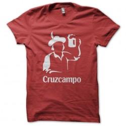 Cruzcampo red sublimation...