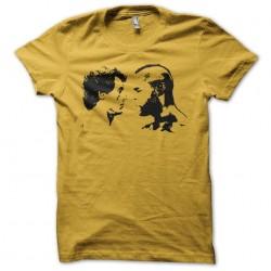 Rocky vs Mr T t-shirt black...