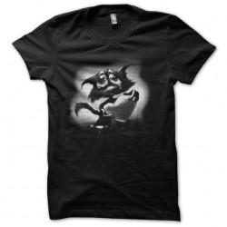 Tee shirt Chat grain...