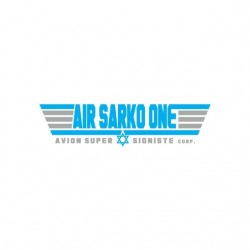 Air Sarko One parody top...