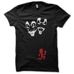 Tee shirt Insane Clown Posse artistique  sublimation