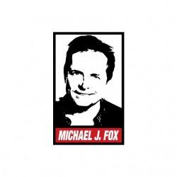 Michael J. Fox portrait...