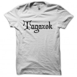 Tagazok white sublimation...