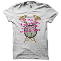 Tee shirt In the morning I...