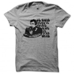 Gainsbourg t-shirt I came...