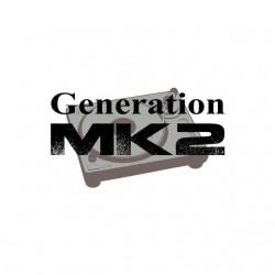 Generation MK2 sublimation white T-shirt