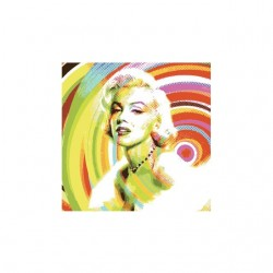 Marilyn Monroe pop art...