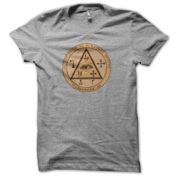 Pentacle t-shirt by Abbé...