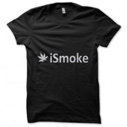 Tee shirt i smoke  sublimation