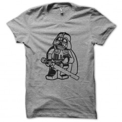 Dark Vader silhouette lego...
