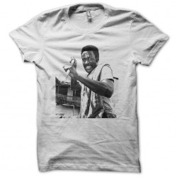 Shaft portrait t-shirt in...