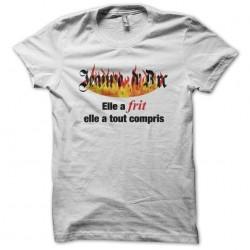Shirt Jeanne d'Arc she...