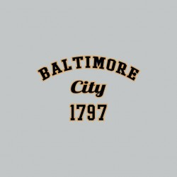 Tee shirt Baltimore city...
