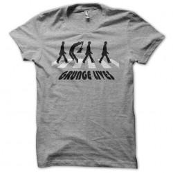 Tee shirt Grunge Lives...