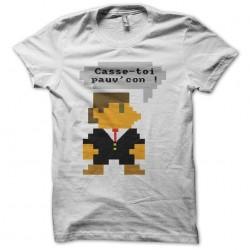 T-shirt Cassetoi Poor'con...