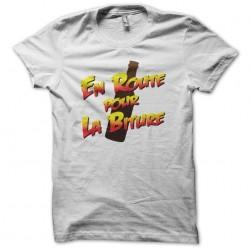 T-shirt En route for...