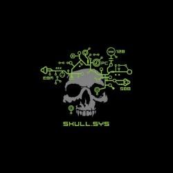 Tee shirt Skull.sys...
